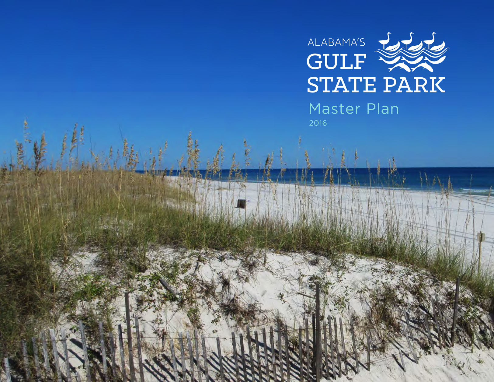 Gulf State Park Master Plan PDF Cover